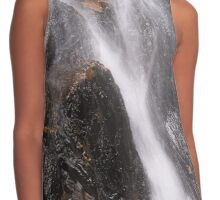 Favourite Waterfall, Birnam Hill Contrast Tank
