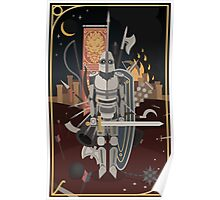 OP Knight Poster