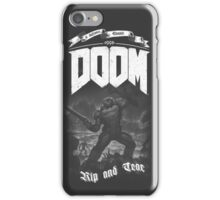 DOOM PC iPhone Case/Skin