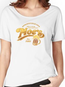 Moe's Tavern Women's Relaxed Fit T-Shirt