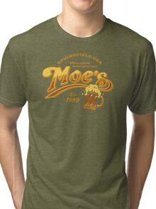 Moe's Tavern Tri-blend T-Shirt