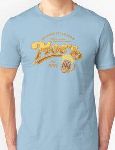 Moe's Tavern Unisex T-Shirt