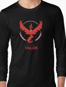 Pokemon GO - Team Valor Long Sleeve T-Shirt