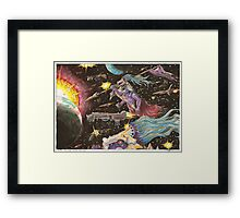 'Victory over the Sun'  Framed Print