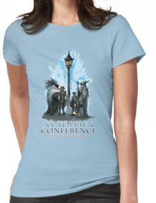 2016 NY Tolkien Conference Womens Fitted T-Shirt