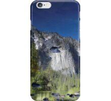 Merced River, Yosemite Valley iPhone Case/Skin