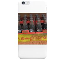 1993 COCO COLA  BEST OF THE BAY SERIES-GIANTS iPhone Case/Skin