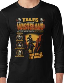 Tales From The Waste Long Sleeve T-Shirt