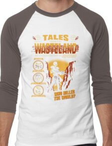 Tales From The Waste Men's Baseball ¾ T-Shirt