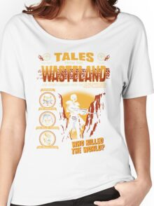Tales From The Waste Women's Relaxed Fit T-Shirt