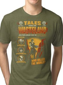 Tales From The Waste Tri-blend T-Shirt