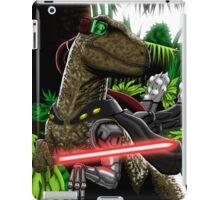 Cyber Raptor iPad Case/Skin