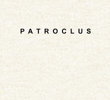 Patroclus, The Song of Achilles  Pullover