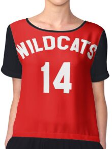High School Musical: Wildcats Chiffon Top