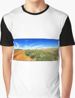ROUTE 66 DESIGN- NEW MEXICO ROAD Graphic T-Shirt