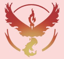 Team Valor (Gradiant without text) One Piece - Short Sleeve