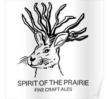 Spirit of the Prairie  Poster