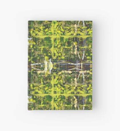 Forest Treetops Hardcover Journal