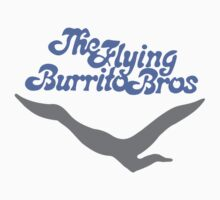 Chris Hillman – Burrito Brothers by tvmovietvshirt