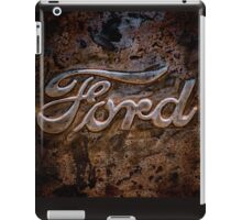 Ford Tailgate iPad Case/Skin