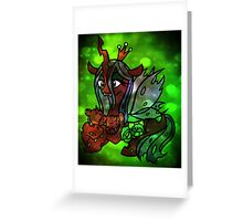 A Mother Changeling Greeting Card