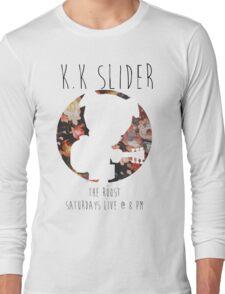 Flowery K.K Slider Concert T Shirt Long Sleeve T-Shirt