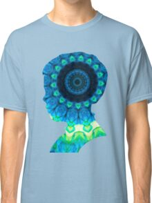 Cloud Kaleidiscope Classic T-Shirt