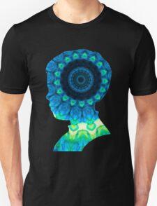 Cloud Kaleidiscope Unisex T-Shirt
