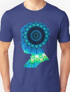 Cloud Kaleidiscope Unisex T-Shirt