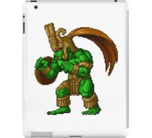 Ogre iPad Case/Skin