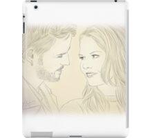 Love looks like this iPad Case/Skin