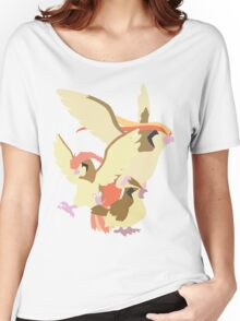 Pidgey Evolution Women's Relaxed Fit T-Shirt