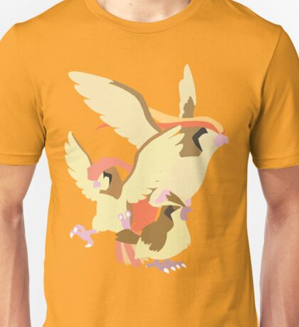 Pidgey Evolution Unisex T-Shirt