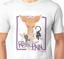 Royal Pain - Full Cover Unisex T-Shirt