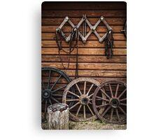 Wild Wild West Canvas Print