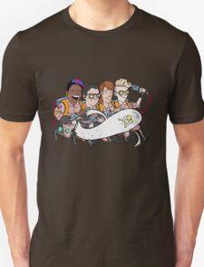 Ghostbusters: Atlantic Magazine Cover Unisex T-Shirt