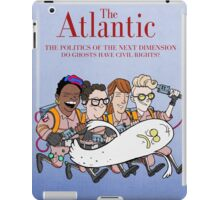 Ghostbusters: Atlantic Magazine Cover iPad Case/Skin