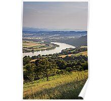 River Running Through Poster