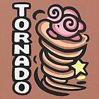 Kirby Tornado by likelikes