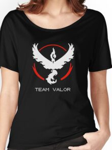 Team Valor Women's Relaxed Fit T-Shirt