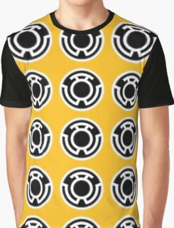 Sinestro Corps Graphic T-Shirt