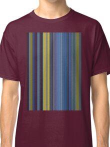 des lignes parallèles de couleur # 3 Classic T-Shirt