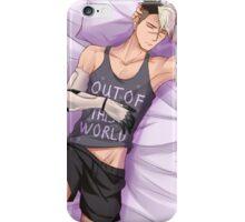 Voltron - Shiro iPhone Case/Skin
