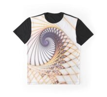Paper Sunset Graphic T-Shirt