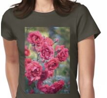Rose 348 Womens Fitted T-Shirt