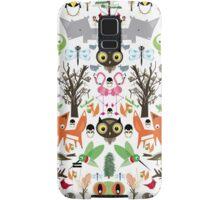 Mixed animal fun Samsung Galaxy Case/Skin