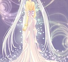Princess Serenity Passionate Purple by m0nkeysp7ce