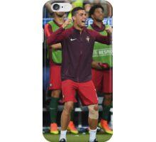Cristiano Ronaldo Portugal Euro 2016 Winners iPhone Case/Skin