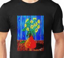 Yellow Daises Unisex T-Shirt