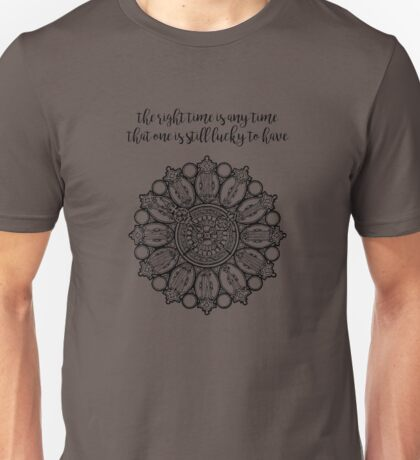 Henry James - The Right Time Unisex T-Shirt